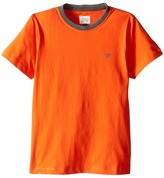 Armani Junior Basic Tee Boy's T Shirt