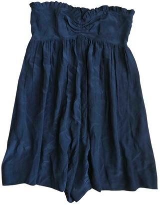 Gat Rimon Black Silk Dress for Women