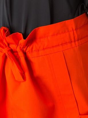 Maison Rabih Kayrouz Paper Bag Skirt