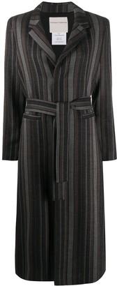 Stephan Schneider Lexicon belted coat
