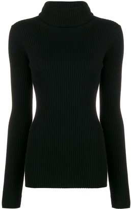 Pringle Ribbed Slim-Fit Jumper