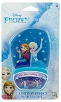 Disney Frozen 3D Motion Effect Anna & Elsa Night Light, 30270