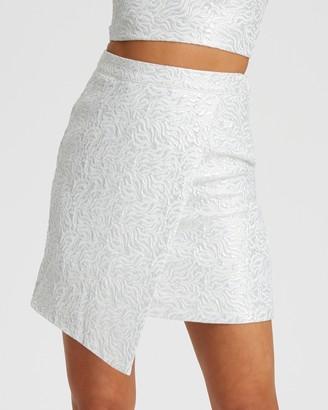Bwldr Rae Mini Skirt