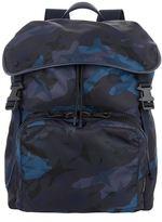 Valentino Garavani Camo Print Backpack