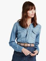 Lucky Brand Classic Western Shirt