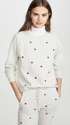 South Parade Rocky Mini Heart Sweatshirt