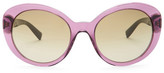 Versace Women's Oversized Sunglasses