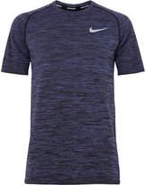 Nike Running Mélangé Dri-Fit T-Shirt