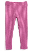 Tea Collection Infant Girl's Pin Dot Leggings