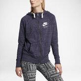 Nike Gym Vintage Full-Zip Women's Hoodie