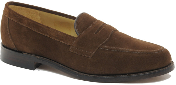 Loake Suede Loafers