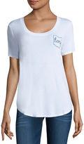 Fifth Sun Ohio Graphic T-Shirt- Juniors