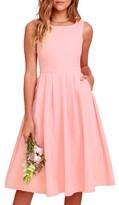 LuLu*s Women's Fit & Flare Dress