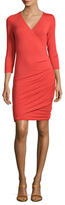 Velvet by Graham & Spencer V-Neck Sheath Dress