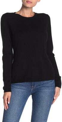 Cashmere Crew Neck Pullover Sweater