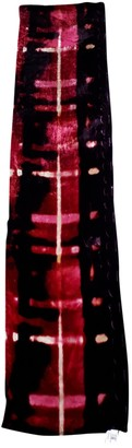 Christian Dior Multicolour Velvet Scarves