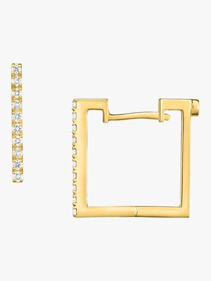 Roberto Coin Square Earrings