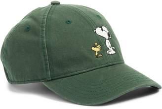 Harding-Lane x Peanuts® Snoopy & Woodstock Embroidered Baseball Cap
