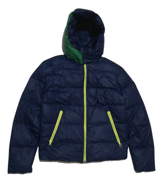 Woolrich Blue Polyester Jackets