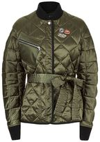 Markus Lupfer Quilted Short Liberty Jacket