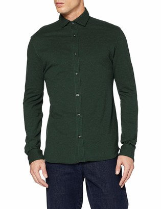 Selected Men's Slhslimcole Shirt Ls B Formal