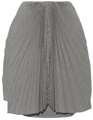 Facetasm Knee length skirt