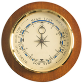 Bey-Berk Tide Clock Weather Station