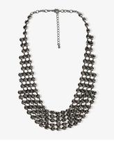 Forever 21 Rhinestone Collar Necklace