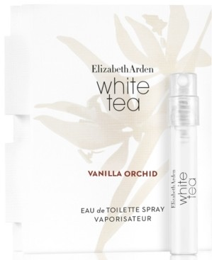 Elizabeth Arden Receive a Free White Tea Vanilla Orchid Eau de Toilette Sample with any purchase