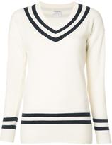 Frame V-Neck Sweater
