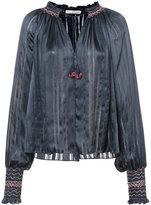 Ulla Johnson Margaret folk blouse
