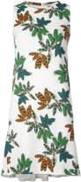 Akris Punto floral print dress