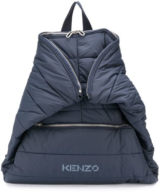 Kenzo Kenzomania quilted backpack