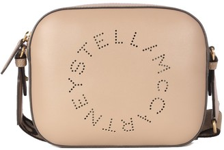 Stella McCartney Logo Mini Crossbody Bag