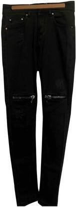 Filles a papa Black Denim - Jeans Trousers for Women