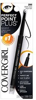 Cover Girl Queen Collection Perfect Point Plus Eyeliner Black Onyx 200, 1 Count