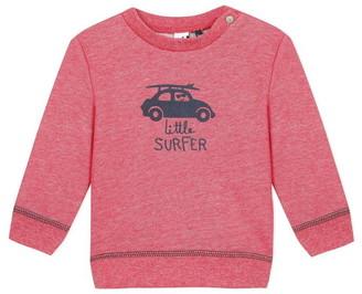 3 Pommes Little Surfer Sweatshirt
