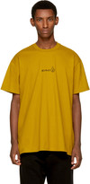 Song For The Mute Yellow Nothing Edition sake T-shirt