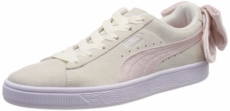 Puma Women's Suede Bow Hexamesh WN's Low-Top Sneakers