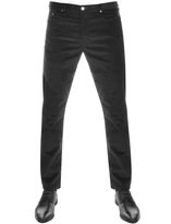 Paul Smith Tapered Fit Trousers Grey