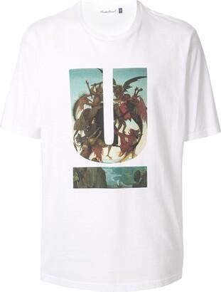 Undercover U print T-shirt