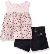 "Limited Too Baby Girls' ""Spot On"" 2-Piece Outfit"