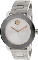 Movado Women's Bold 3600084 Stainless-Steel Swiss Quartz Watch
