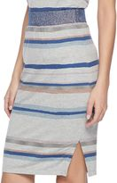 Juicy Couture Women's Striped Skirt