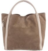 See by Chloe Leather & Suede Tote