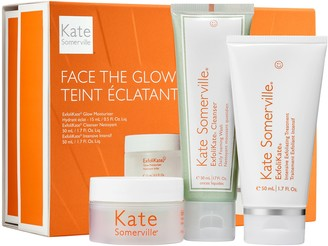 Kate Somerville Face the Glow Set