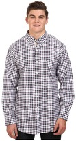 Nautica Big & Tall Long Sleeve Check Pocket