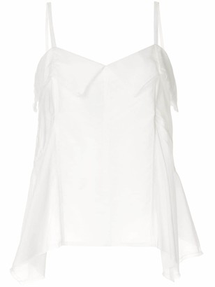 Taylor Review sleeveless top