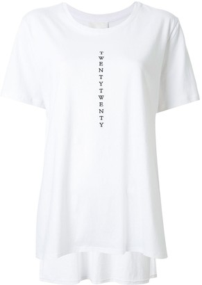 Ginger & Smart Twenty Twenty loose-fit T-shirt