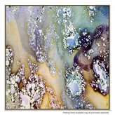 United Artworks Minerology 1 Canvas Print With Floating Frame